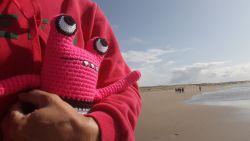 Strand monster