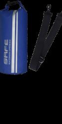 Safewaterman Waterdichte tas Waterproof Bag 20 Lt blauw