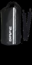 Safewaterman Waterdichte tas Waterproof Bag 10 Lt zwart