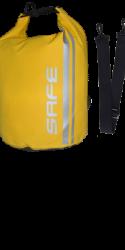 Safewaterman Waterdichte tas Waterproof Bag 5 LT geel