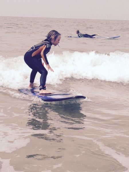 Privé Surfles Surfschool Petten