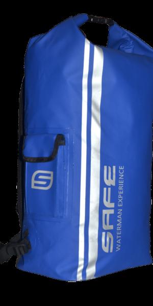 Safewaterman Waterdichte tas Waterproof Bag Blauw 35 LT