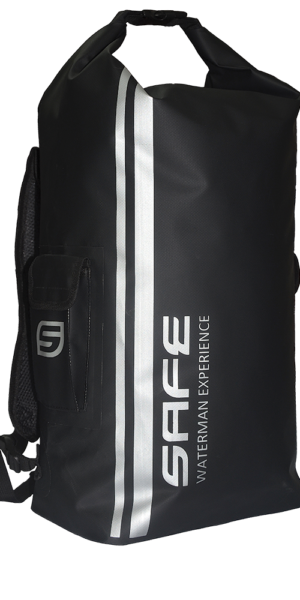 Safewaterman Waterdichte tas Waterproof Bag 35 Lt zwart
