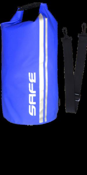Safewaterman Waterdichte tas Waterproof Bag 10 Lt blauw