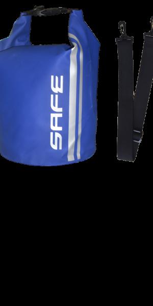 Safewaterman Waterdichte tas Waterproof Bag 5 LT blauw