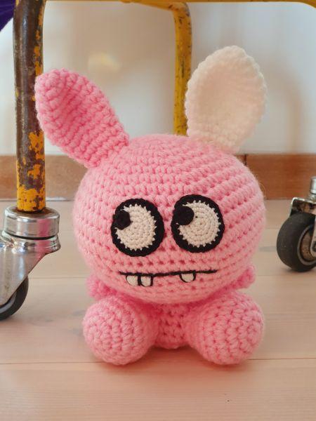 `Licht roze monstertje